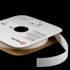 """VELCRO Brand Nylon Tape Hook #88 Standard Backing 2"""" White 193091 (50 yards)"""