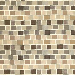 "Sunbrella® Elements Upholstery 54"" Blox Slate 45542-0000"
