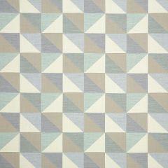 "Sunbrella® Fusion Upholstery 54"" Crazy Quilt Seaglass 45973-0001"