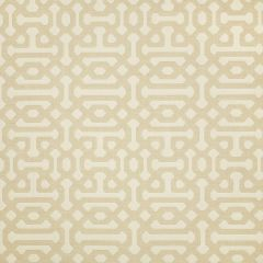 "Sunbrella® Elements Upholstery 54"" Fretwork Flax 45991-0001"