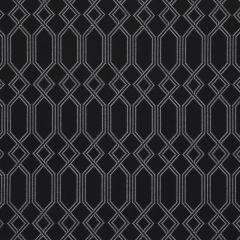 """Sunbrella® Fusion Upholstery 54"""" Connection Onyx 145153-0000"""