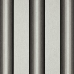 "Sunbrella® Awning / Marine 46"" Grey / Black / White 4799-0000"