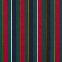 "Sunbrella® Awning / Marine 46"" Sunbrella® Navy / Green / Yellow / Red Regimental 4901-0000"