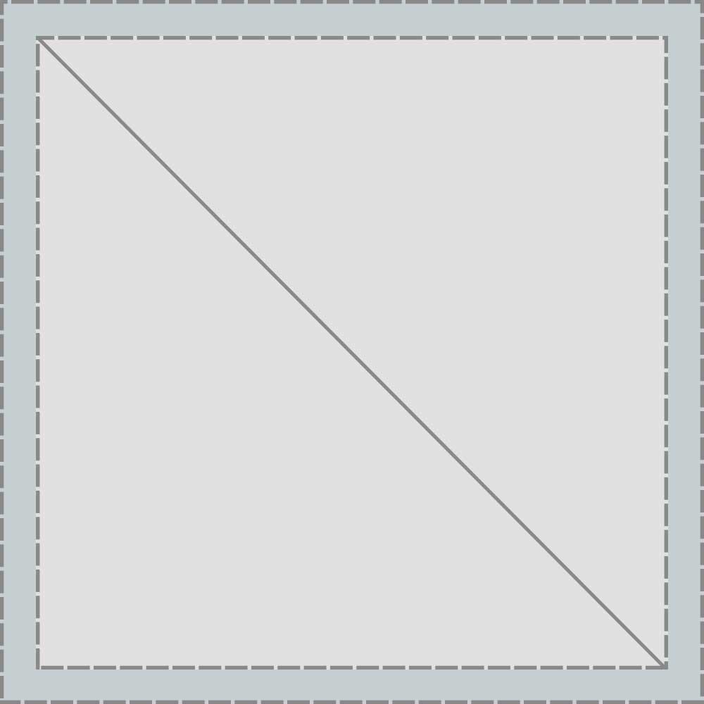 "Serge Ferrari Soltis Horizon 86 Screen and Mesh 69"" Aluminum / White 86-2051"