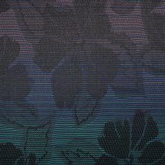 "Phifertex Jacquards Upholstery 54"" Wild Orchid Black Z44"