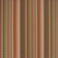 "Phifertex Olefin/PVC Blend Upholstery 54"" Island Stripe Sienna KQ4"