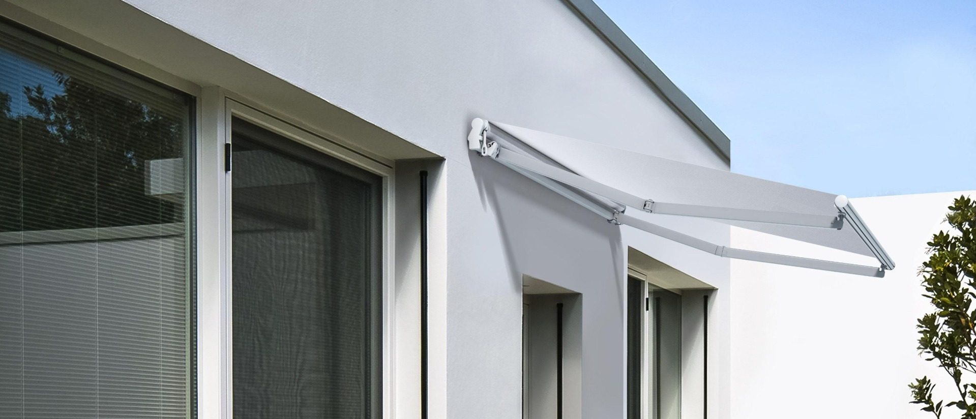 Palladio 2020 Retractable Awning System